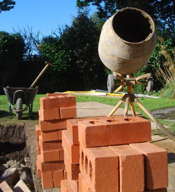 almacén de construcción en Villaviciosa